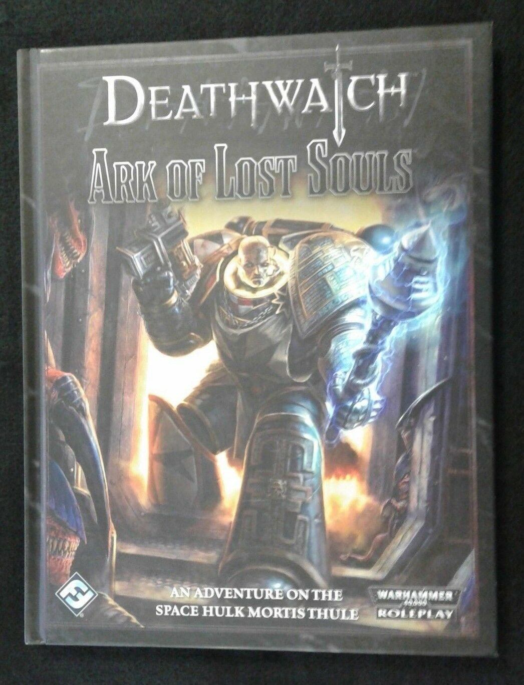 Ark of Lost Souls Deathwatch Warhammer 40k Roleplay NEW RPG 40,000 UNREAD GW FF