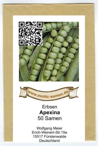 50+ graines Markerbse-apexina