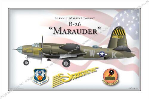 Aircraft,B26,MARAUDER,BOMBER,WWII,military,aviation,WARBIRD,