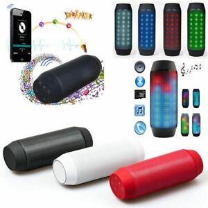 LUCE-MAGICA-portatile-Altoparlante-Bluetooth-Wireless-BASS-FM-TF-AUX-in-microfono-LED