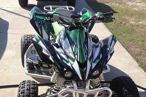 Kawasaki Kfx Monster Graphics