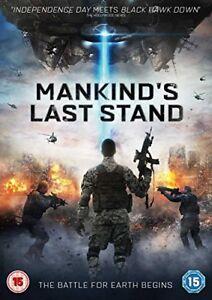 Mankind-039-s-Last-Stand-DVD-Region-2