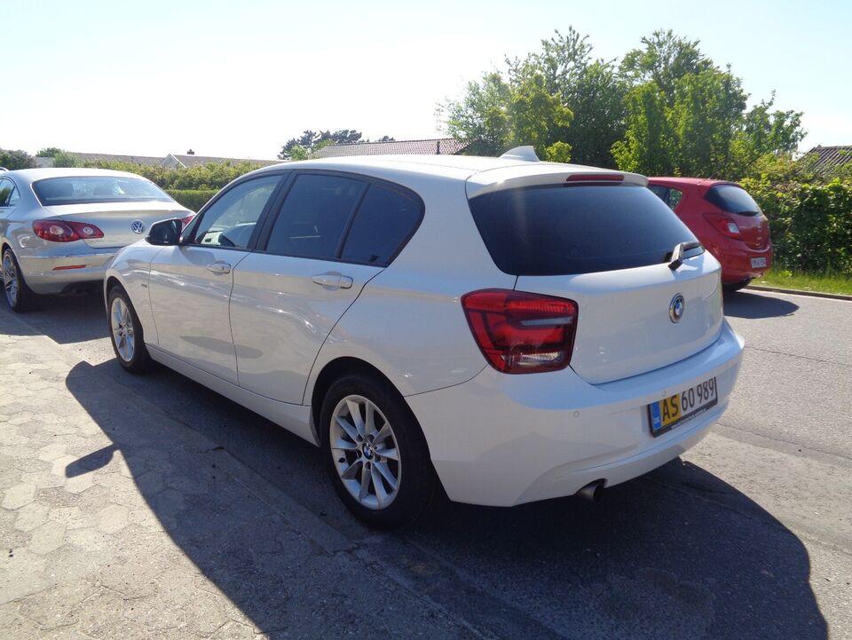 BMW 118d 2,0 Sport Line Van Diesel modelår 2012 km 125000