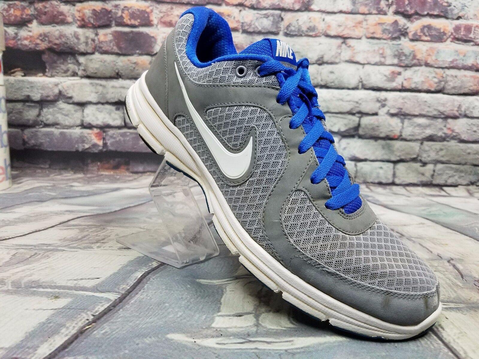 d2cace58a1d5a Hombre Hombre Hombre nike air Relentless zapatos blanco   Treasure Azul    voltios corriendo Athletic SZ