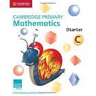Cambridge Primary Mathematics: Starter by Cherri Moseley, Janet Rees (Paperback, 2016)