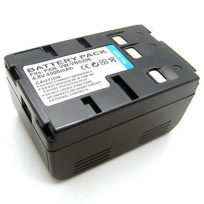 NV-R200 NV-R500EW NV-R50E NV-R500EN VW-VBS20 Batería Para PANASONIC NV-R11A