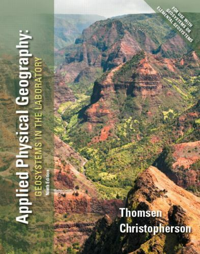 Applied Physical Geography : Geosystems in the Laboratory by Robert W....
