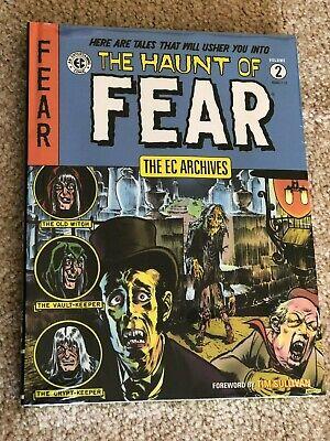 SEALED 3 EC Archives Haunt Of Fear Volumes 2 Graham Ingels Dark Horse