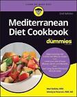 Mediterranean Diet Cookbook For Dummies by Consumer Dummies (Paperback, 2017)