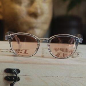 e5906b3b1f8 Image is loading Vintage-sunglasses-Johnny-Depp-men-sunglasses -crystal-frame-