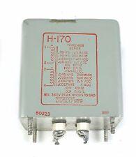 UTC H-170 TF4S04GB Filter Inductor Transformer 10V 60Hz MIL-T-27D Specs