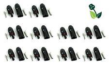 10 x pares de tapones para los paneles solares PV MC4 Conectores de Cable IP67 1000V 30A