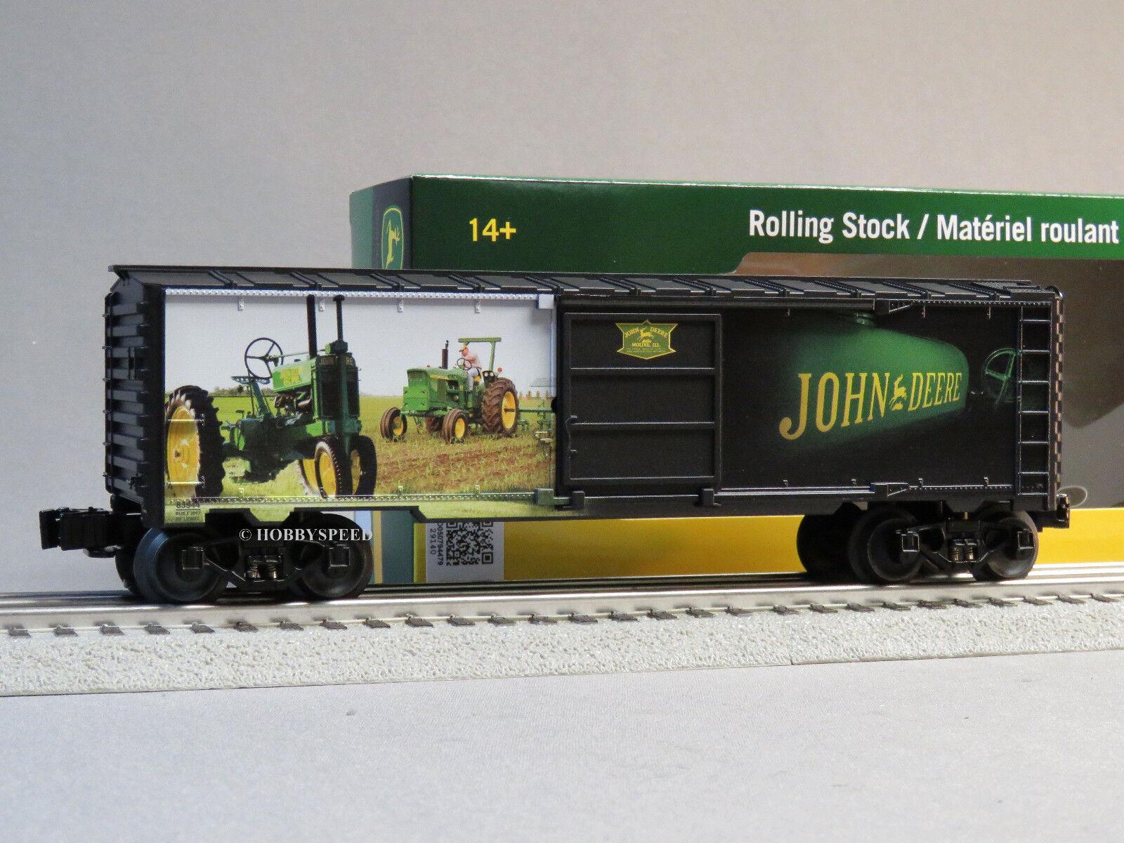 Lionel, john deere - traktor zug waggons o fracht aus usa auto 6-83944 neue
