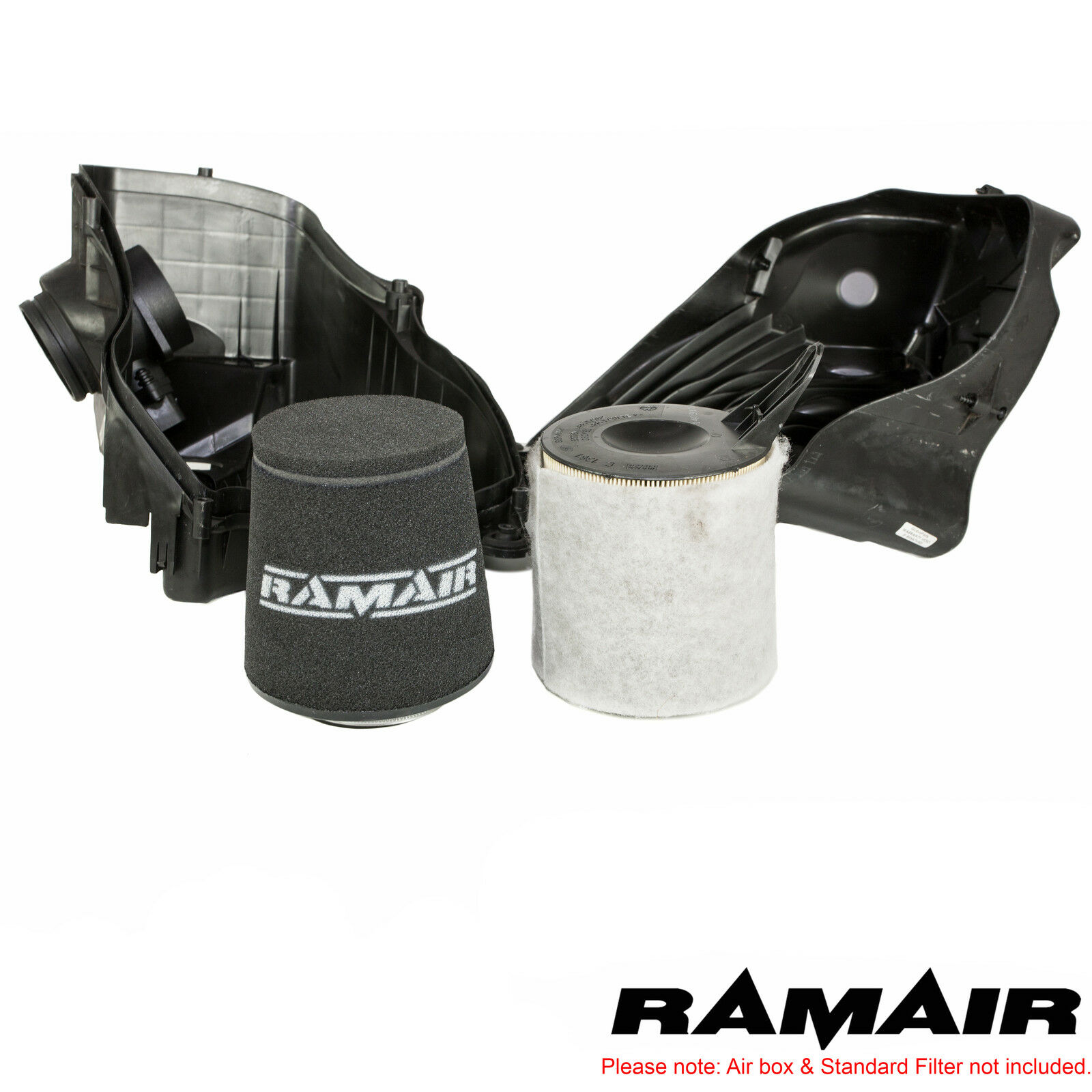 Filtri Ramair rpf-1233/performance Foam OEM replacement panel filtro aria