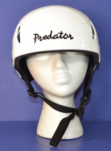 Predator Water Sport White Uno Kayak Helmet Adult One Size Canoeing Windsurfing