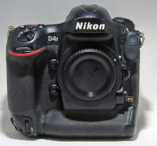 Nikon D4S DSLR Body