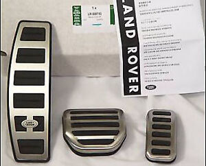 Land-Rover-Discovery-3-amp-Range-Rover-Sport-Pedal-Covers-Automatic-LR008713