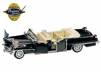 Cadillac Limousine D. Eisenhower 1956 1 24 Model LUCKY DIE CAST