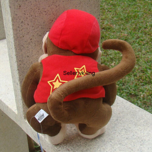 Tv Movie Character Toys Toys Hobbies Tv Movie Character Toys Large Diddy Kong Super Mario Bros Plush Toy Monkey Stuffed Animal Soft Doll 11 Ravilaser Ee