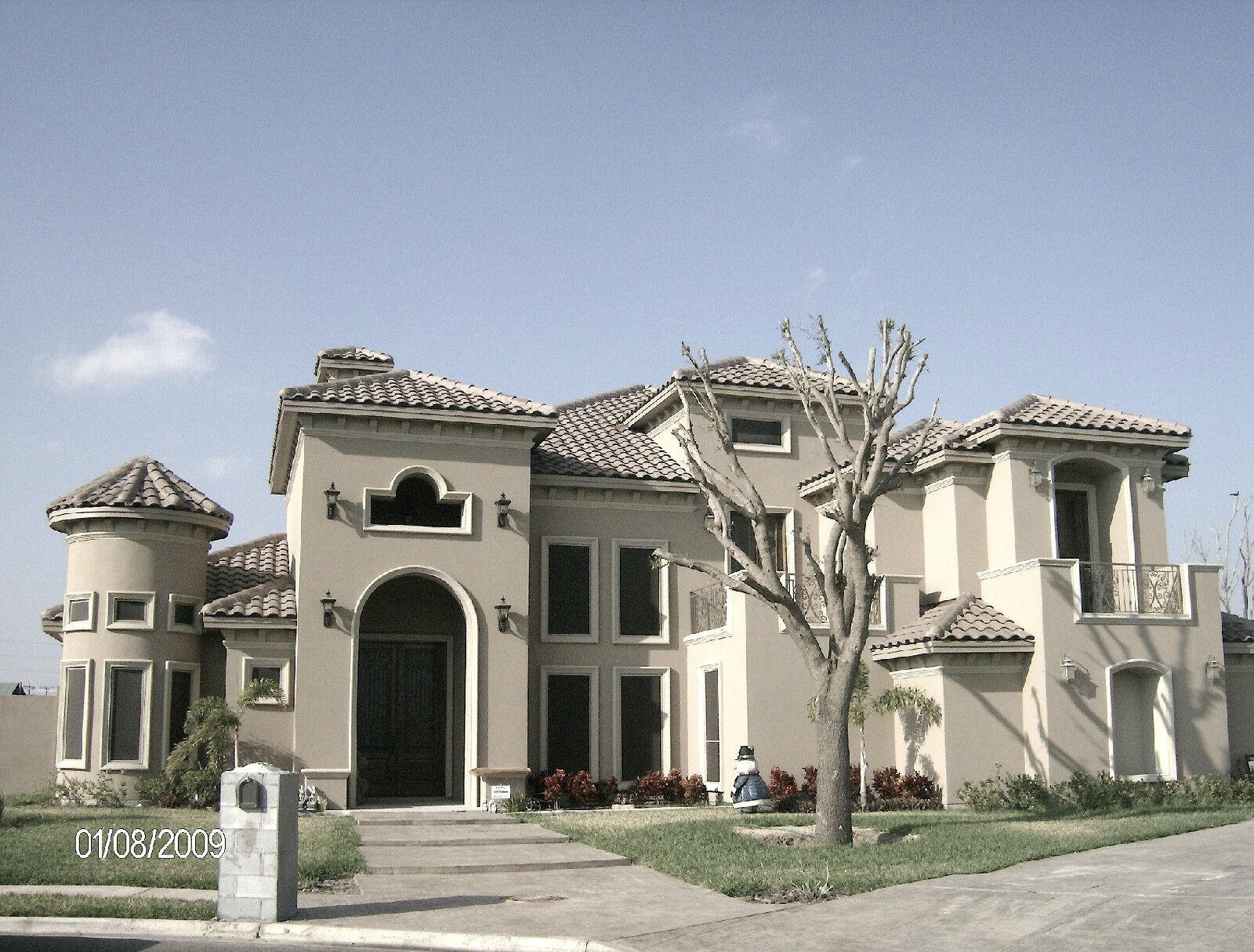 Home plans  4 4.5 2_ 4,168 ft Two StoryFull Set_IHP_002