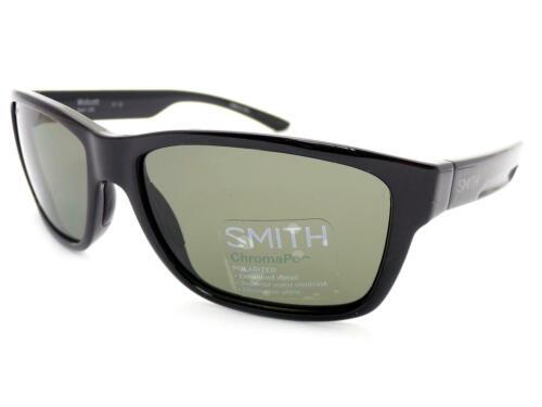 Grey Green ChromaPop D28 PZ SMITH Sunglasses Wolcott Polarized Black