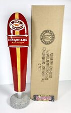 "Kona Brewing Longboard Island Lager Beer Tap Handle 12"" Tall Brand New In Box!"