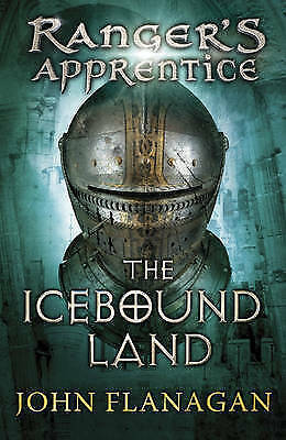 1 of 1 - Ranger's Apprentice: The Icebound Land, Good Condition Book, John Flanagan, ISBN