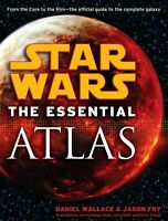 Star Wars: The Essential Atlas By Daniel Wallace, (paperback), Lucasbooks , New, on sale