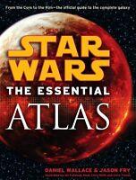 Star Wars: The Essential Atlas By Daniel Wallace, (paperback), Lucasbooks , New, on sale