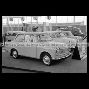 #pha.018719 Photo TRABANT 601 1965 Car Auto ZYDWyAJ5-09104014-457832462