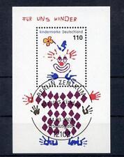 Bund Mi-Nr 2134  Block 53 -Für uns Kinder- ESST Berlin 2000
