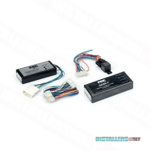 PAC OS-1BOSE OnStar® Retention Radio Replacement Interface for Select GM w// Bose