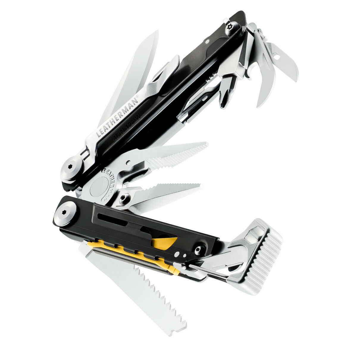 Lederman SIGNAL Multitool Survival-Tool Wildnis-Messer