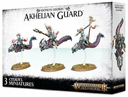 Warhammer alter von sigmar idoneth deepkin akhelian wache gws 87-34