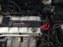 FORD FOCUS ST170 High Performance Ignizione contatti preselezionati 1.8 2.0 16V 8mm Rosso 1998 2004