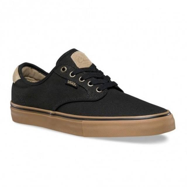 d4d912be5e VANS Chima Ferguson Pro Native Black Gum Shoes Mens 7.5 Sk8 for sale online