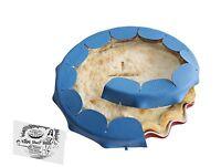Talisman Designs Rippled / Fluted Adjustable Silicone Pie Crust Shield