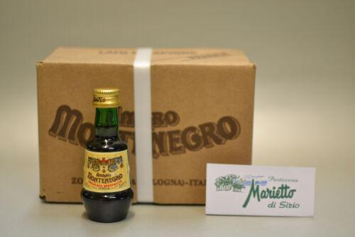 by Amaro Montenegro Cl 3 Mignon Miniatures Box of 12 Pcs