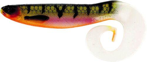 Westin curlteez 8.5 cm 6 g-Leurre Pêche Brochet Zander Perchoir,