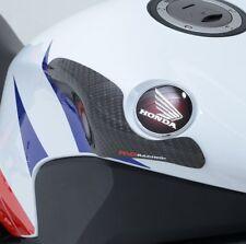 R&G Racing Carbon Fibre Tank Sliders to fit Honda CBR1000RR Fireblade 2012-2014