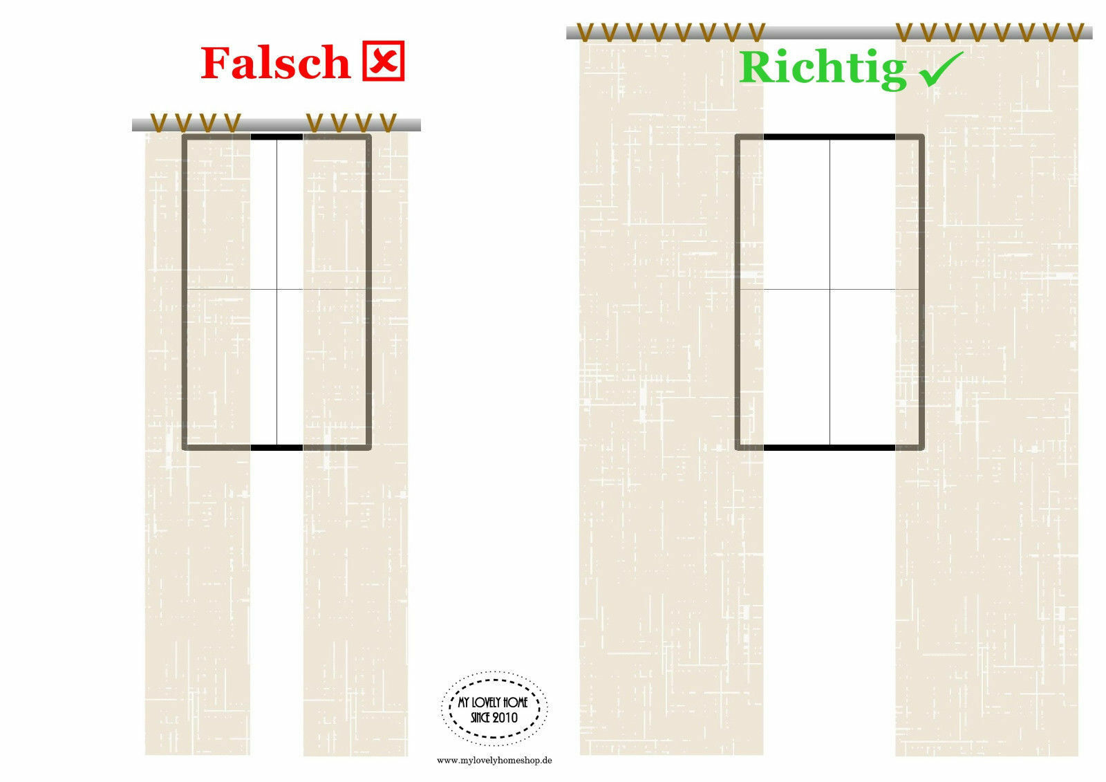 % JULIA MINT PASTELL 2x(120x250) Gardine Gardine Gardine Vorhang Raffgardine Landhaus Shabby NEU 75c84a