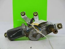 Wiper motor rear Nissan Primera Traveller W10 90-97 Rear wiper motor