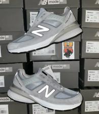 "New Balance 990v5""Made in US""m990gl5-d 男士休闲灰色全新尺寸 : 8-13"