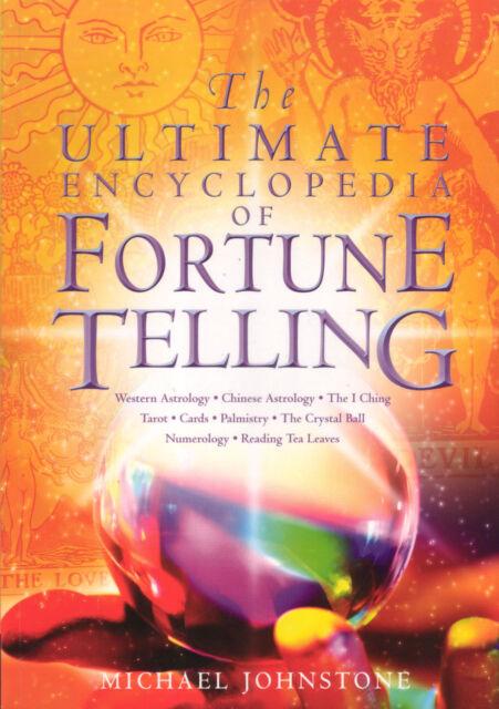 FORTUNE TELLING Ultimate Encyclopedia Michael Johnstone **GOOD COPY**