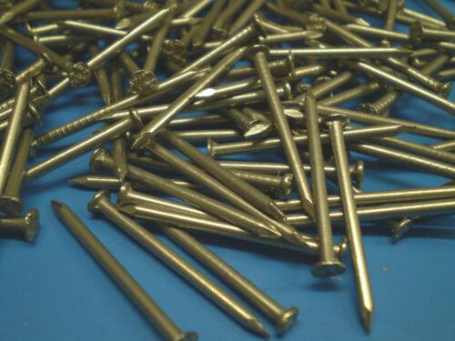 100 Edelstahl V2A Drahtstifte Senkkopf Nägel 1,8 x 30