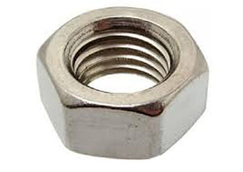 Stainless Steel M8 x 1.25 Hex Nut  pack of 10