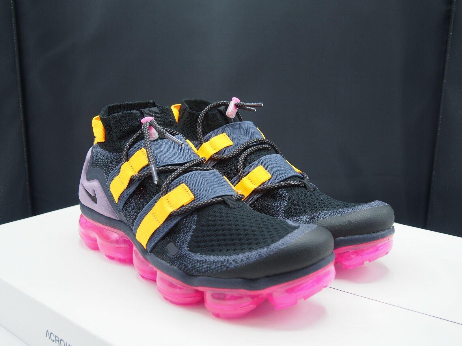 a0373f905ce4 Nike Nike Nike Air VaporMax Flyknit Utility AH6834-006 Men s size 9.5 US  6079ab