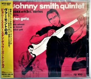 Sealed-JOHNNY-SMITH-CD-JAZZ-AT-NBC-WPCR-50341-JAPAN-w-OBI-16-Tracks