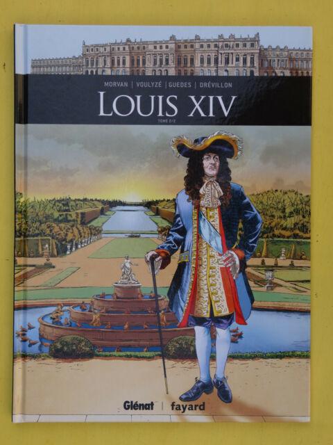 BD LOUIS XIV Tome 2  § EO §  2016  morvan guedes drévillon   ETAT NEUF (AV2GF24)