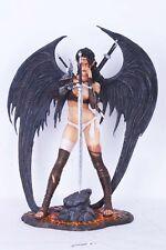 Luz Malefic Fantasy Girl New 2013 Luis Royo 1//4 Unpainted Figure Model Resin Kit
